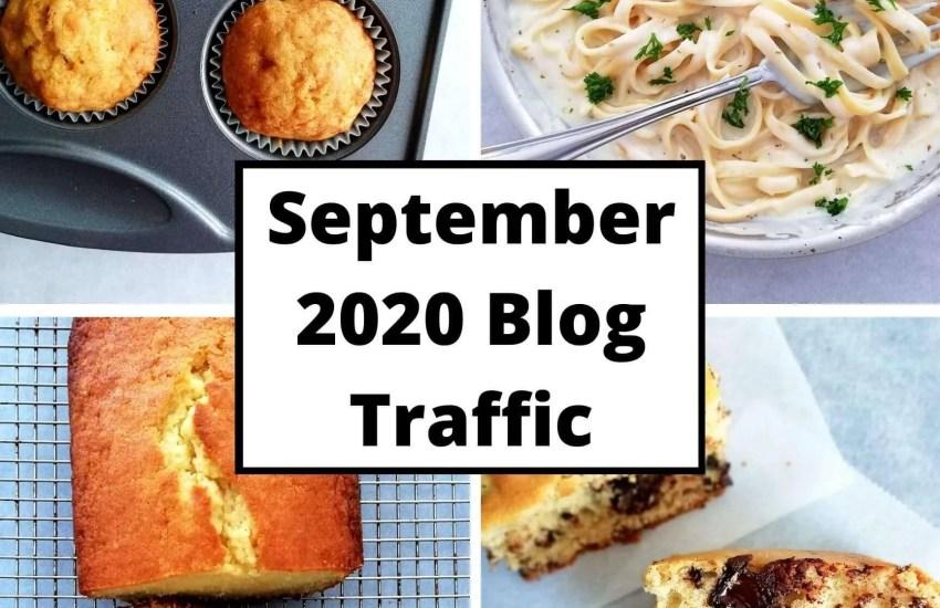september 2020 blog traffic report