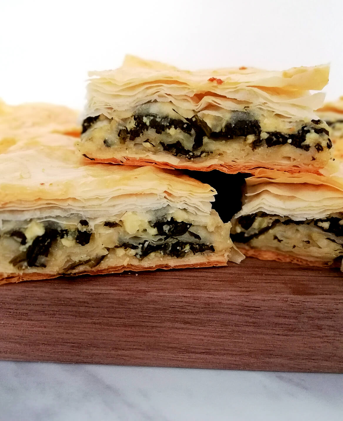 Greek Spanakopita Recipe (Greek Spinach Pie)