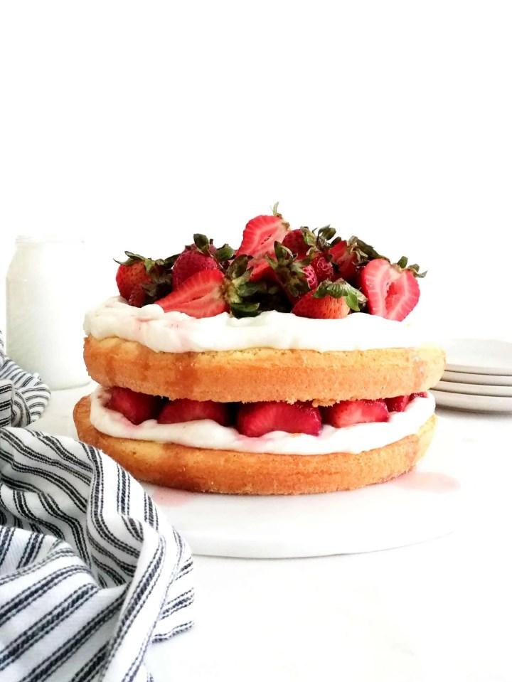 strawberry shortcake cake (3)