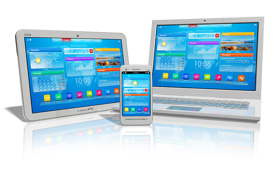 Mobility and cloud computing concept