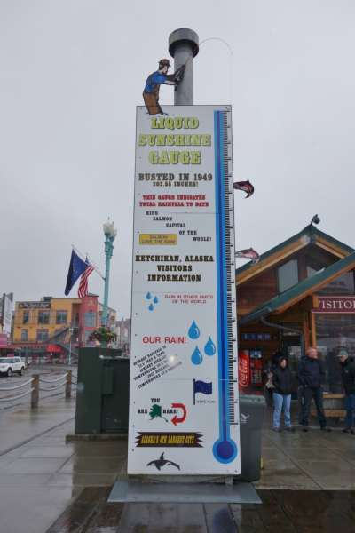 Ketchikan Highlights and Totem Pole Par