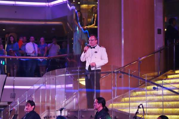 Captain Enchantment of the Seas Review