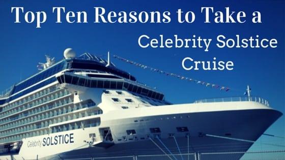 Celebrity Solstice Cruise to Alaska