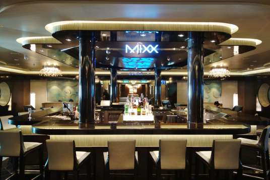 Norwegian Escape Bars