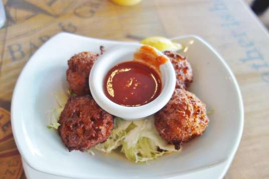 Margaritaville Restaurant Review