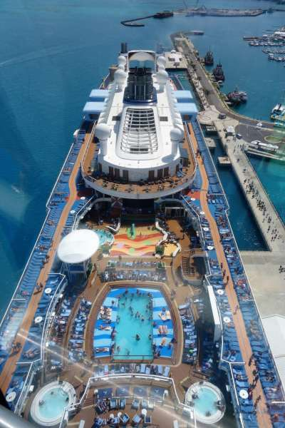 Anthem of the Seas North Star