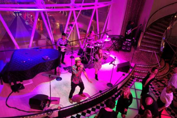 Stay Active on Oasis of the Seas