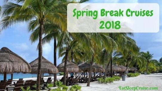 Spring Break Cruises