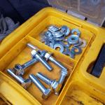 2G Rear Camber Kit Install