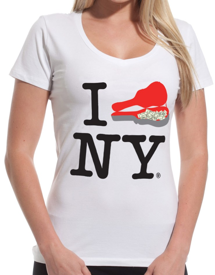 On-Figure Apparel & Fashion Photography for Grand Slam NYC