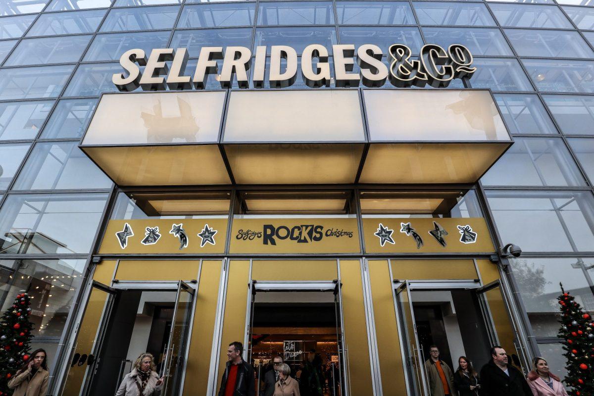 Selfridges & Co. Manchester, England