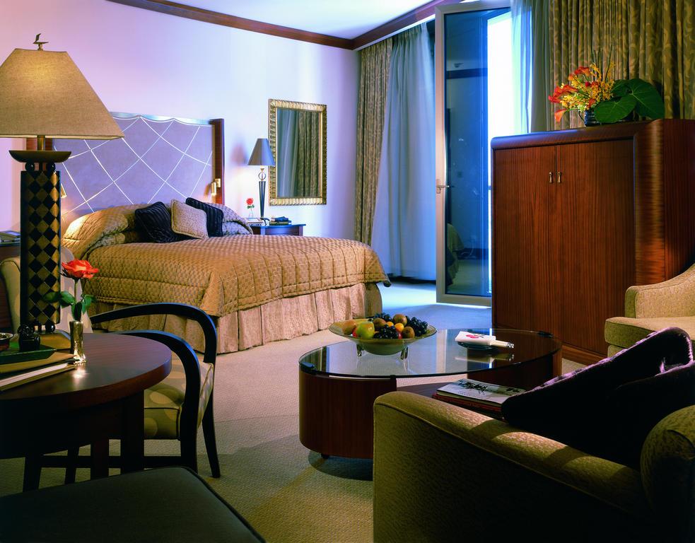 Al Faisaliah Hotel, Riyadh, Saudi Arabia