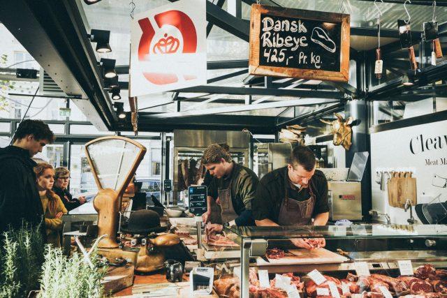 Copenhagen Market, Denmark