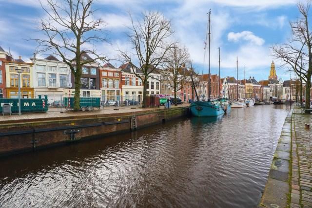 Groningen, The Netherlands - Alternatives to Amsterdam