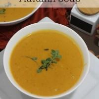 Copycat Panera Autumn Soup