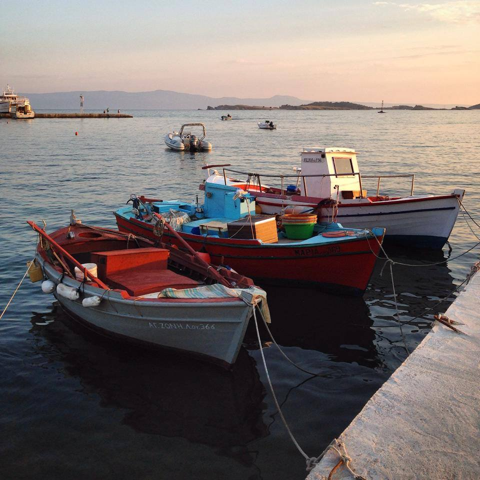 Ouranoupoli - Greece
