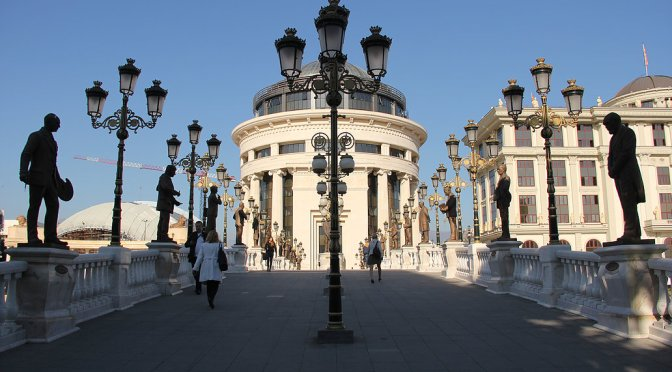 Our Favorite Things to do in Skopje