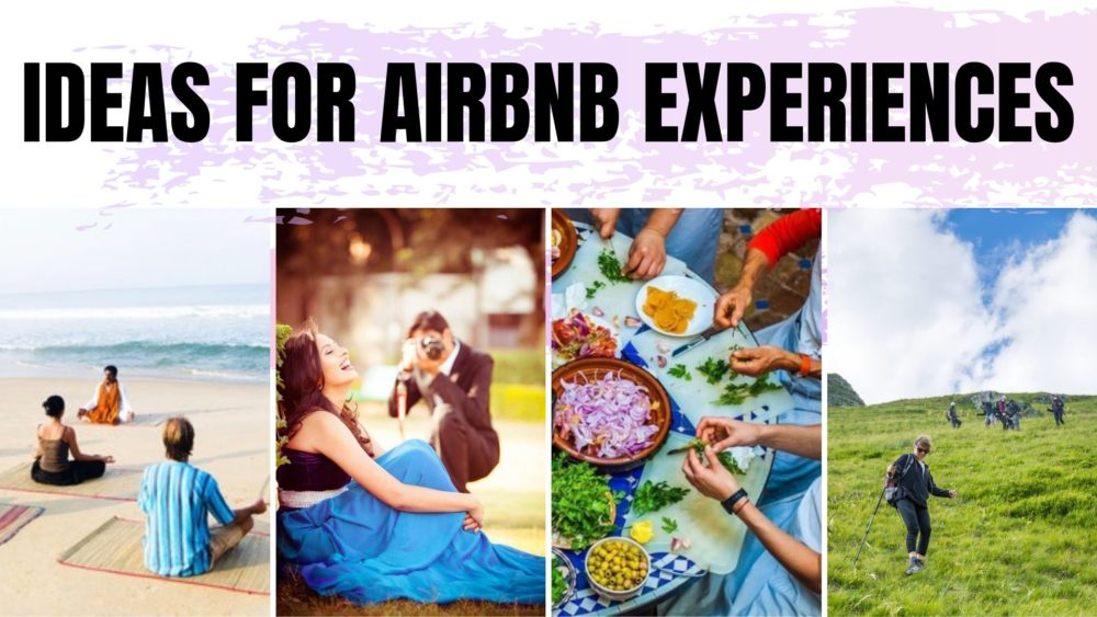 10+ Ideas for Airbnb Experiences to start in your city • Eat