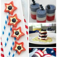 Healthy 4th of July Recipe Round-Up