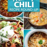 Healthy Chili Recipe Round-Up