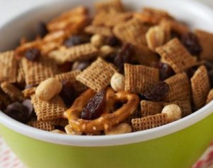 """Hit the Trail"" Trail Mix"