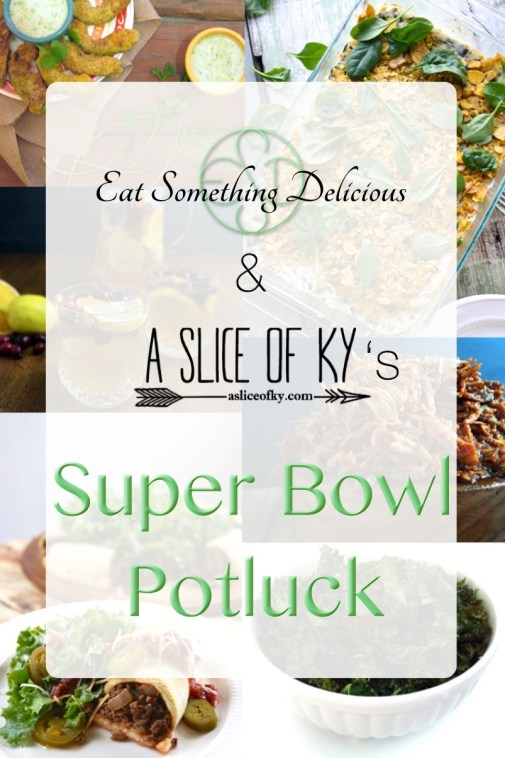 Paleo Super Bowl Potluck | A Slice of Ky and I are getting together for a potluck and sharing our best Super Bowl recipes - online, of course! | eatsomethingdelicious.com