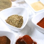 Taco Seasoning | Unlike a lot of taco seasonings, this is free of dairy and corn, making it great for those with food allergies. | eatsomethingdelicious.com
