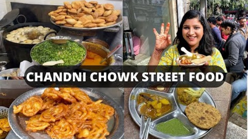 Chandni chowk's 5 best street food  Honest Reviews  Albeli Ritu