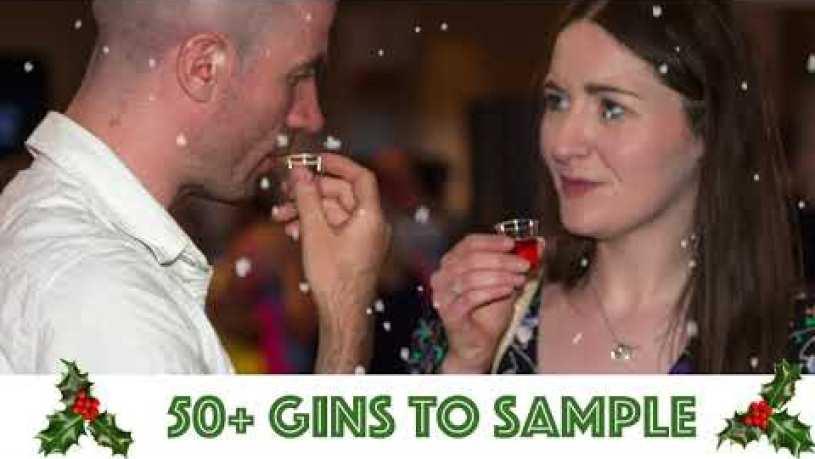 Christmas Ginfall Festival Glasgow   Gin Festival Glasgow