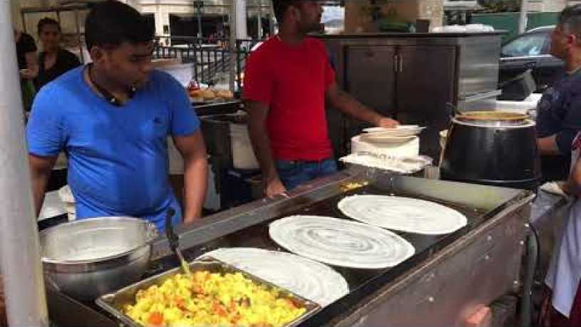 ICA Portland India Day - Aug 13th 2017 - Dosa Party