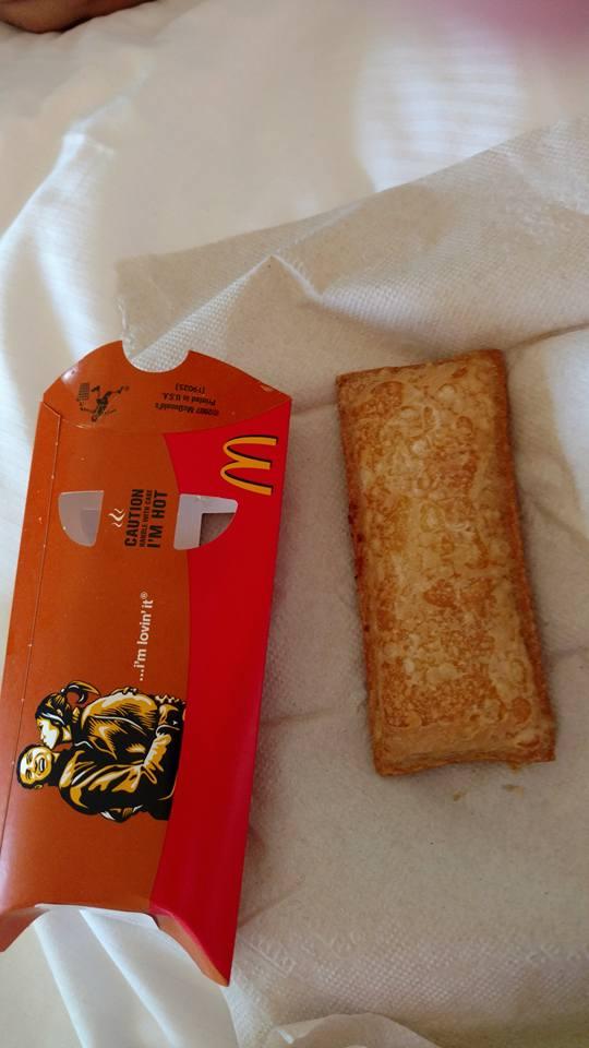 McDonald's - Haupia Pie