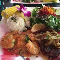 Resort Seafood - Jen Combo