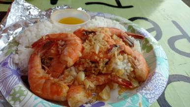 Shrimp Shack - Garlic Shrimp