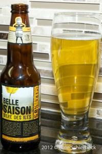 Belle Saison, Blonde/Ale, À l'abri de la Tempête