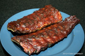 BBQ_Ribs with Root Beer Sauce