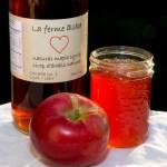 Maple-Apple Jelly Preserves