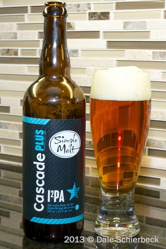 Cascade Plus (Imperial IPA/Double IPA), Brasseurs Illimités