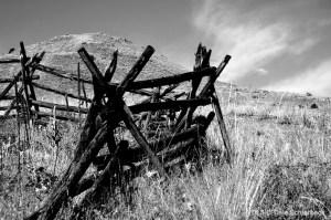 Split-Rail Fence