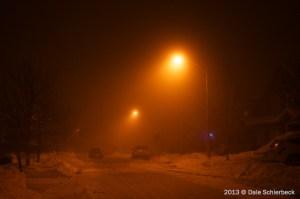 Lit Fog