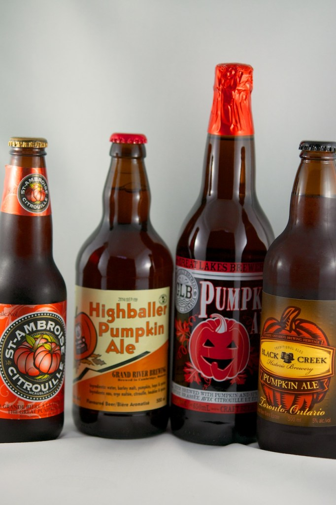 Searching for the Great Pumpkin … Ale