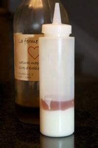 Maple-Coconut Cream