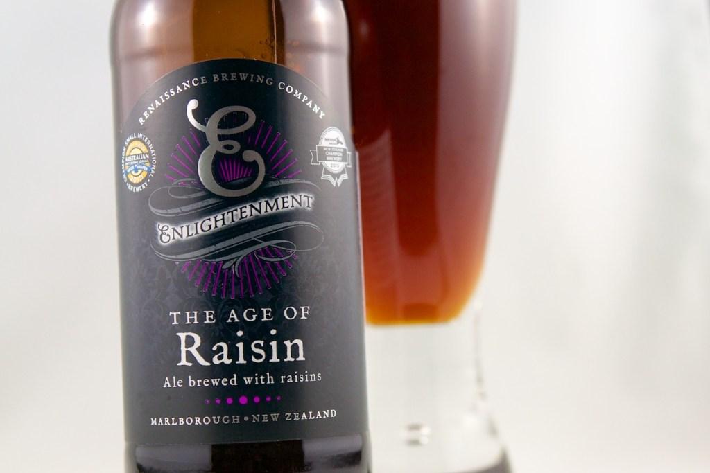 """Enlightenment"" (Belgian Ale), Renaissance Brewing Company"