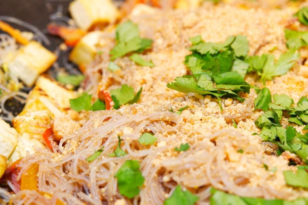 Pad Thai Mixed