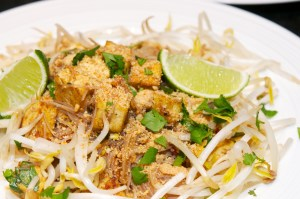 Pad Thai Served