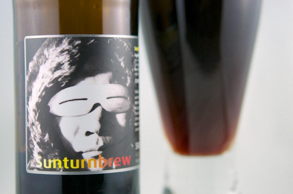 Sunturnbrew Barley Wine