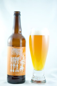 Lone Pine IPA (front)