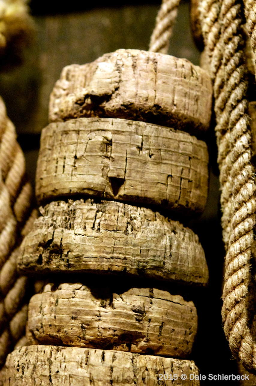 Monochrome Rope and Cork1