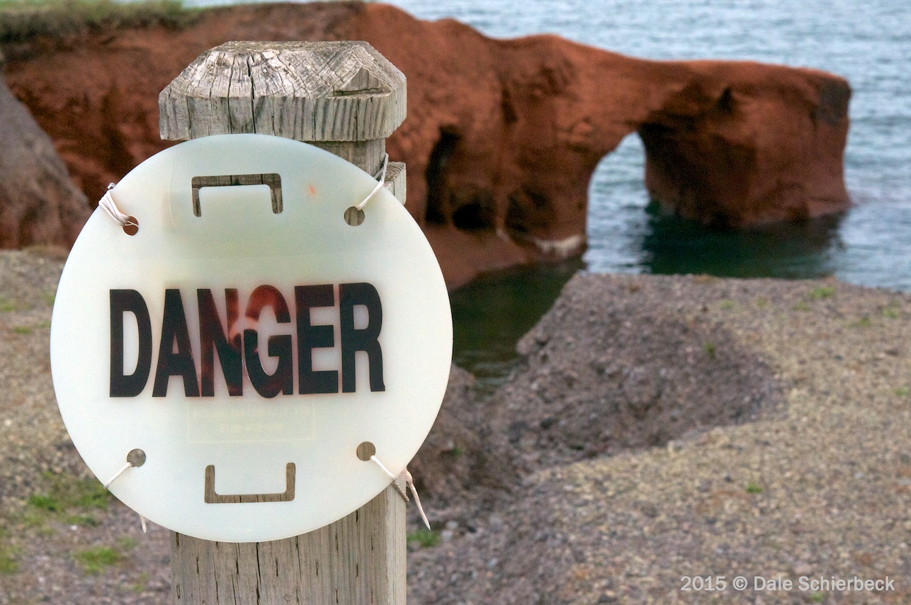 Danger Boundary