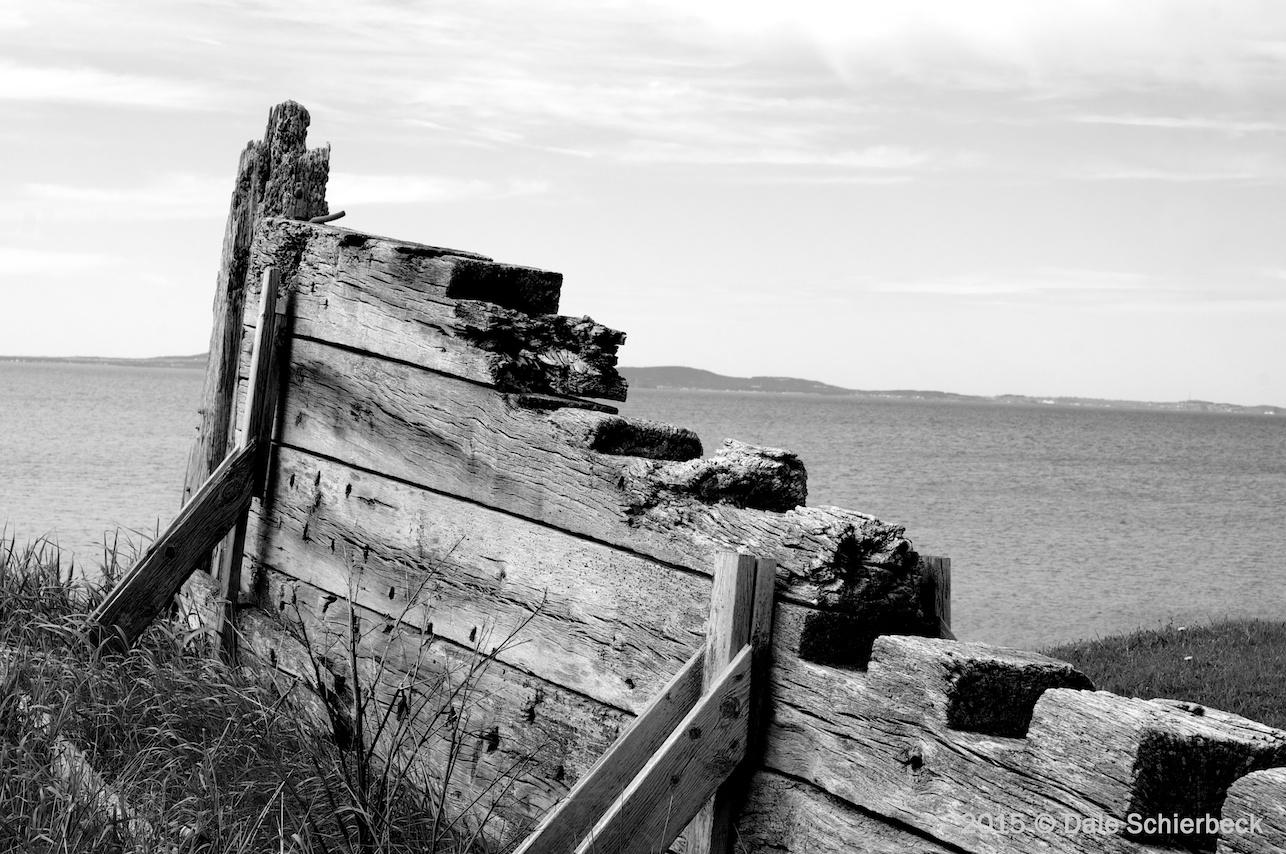 Wooden Boundary
