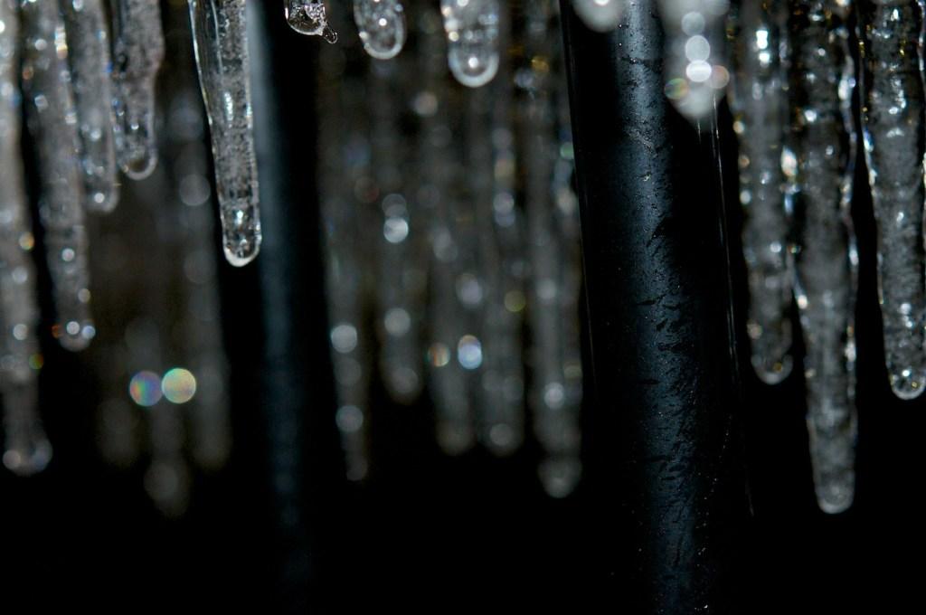 Lighted Ice